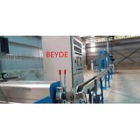 Buy cheap High Speed 60+25 Wire Sheath Wrapping Extrusion Equipment 25 : 1 With Spark And Testing from wholesalers