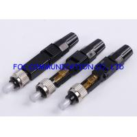 Buy cheap FC Field Installable Fast Connector For FTTH Cable / Indoor Patch Cable from wholesalers