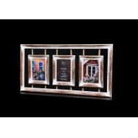 Buy cheap Natural Personalized Handcrafted Wooden Picture Frames With Sawtooth Hooks , CHR Series from wholesalers