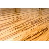 Buy cheap Carved Wood Grainy Solid Bamboo Flooring from wholesalers