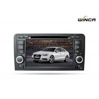 Buy cheap Audi A3 Wnice 8 Core Double Din Dvd Player Built in 4G GPS Navigation from wholesalers