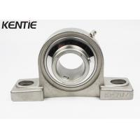 Buy cheap Special Stainless Steel Belt Conveyor Bearing Mount SUCP207 With 35*42.9*167mm from wholesalers
