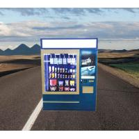 Buy cheap Mini Drink Snack Food Candy Meat Vending Machine For Beer Vegetables With Conveyor Belt from wholesalers