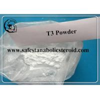 Buy cheap T3 Na Fat Loss Hormones White powder Liothyronine sodium 55-06-1 Fat Loss Steroids from wholesalers