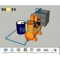 Buy cheap Waste Oily Water Separator Marine , Dynamic Balance Industrial Oil Separator from wholesalers