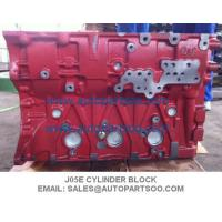 Buy cheap HINO J05E Cylinder Block For SK200-8, SK250-8 Kobelco Excavator Digger Mantenance from Wholesalers
