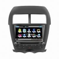 car dvd changers for mitsubishi asx supports radio ipod. Black Bedroom Furniture Sets. Home Design Ideas