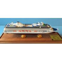 Buy cheap Oceania Cruises Riviera Boat Cruise Ship Model With Original Engraved Corridor from wholesalers