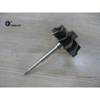 Buy cheap TD07 49178-55030 ME073571 Turbocharger Turbine Wheel and Shaft K418 Material product