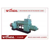 Buy cheap Alloy Reamer Solid Concrete Block Making Machine Vacuum Brick Extruder High Pressure from wholesalers
