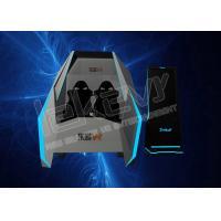 Amusement Park LEKE 9D VR Cinema 360 Degree Rotation With Deepoon Headset