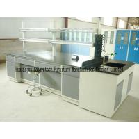 Buy cheap Under Storage Type Medical Laboratory Furniture Integral Forming 1.0mm Steel Sheet from wholesalers