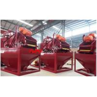 Buy cheap Best quality API certified ZJ rig solids control system for sale from wholesalers