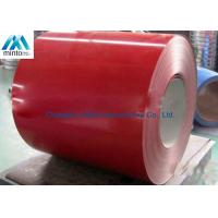 Buy cheap Light Weight Pre Painted Aluminium Coil 3003H24 3003H26 Weather Resistant from wholesalers