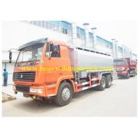 Buy cheap 371 hp Oil tank truck 30cbm with 6x4 drive 6X4 in Indonesia , oil tank trailers from wholesalers