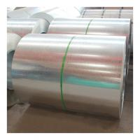 Buy cheap Anti Corrosion Galvanized Steel Coil , Stainless Steel Strip Coil Zinc  Protective Layer from wholesalers