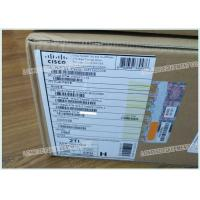 Buy cheap Sealed Cisco Fiber Optic Network Switch 108Gbps Forwarding Performance 4 X 1G SFP from wholesalers