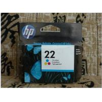 Buy cheap factory direct sell original packing refill ink cartridge color C9352AN/ #22 from wholesalers