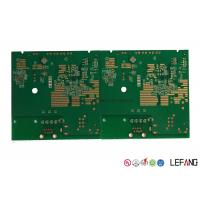 China Controller Circuit Board Industrial PCB Printing Service , Quick Tech PCB 0.2 Mm Min Aperture on sale