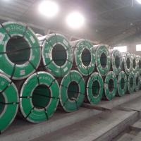 Buy cheap Bulk 2B Stainless Steel Coil Cold Rolled / Hot Rolled 201 Stainless Steel 485 product