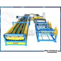 Buy cheap automatic HVAC air duct manufacturing machine auto production line 5 for sale from wholesalers