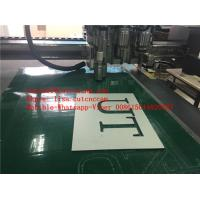 Buy cheap Aluminium Plate Metal Hard MDF Wood Board  Engraving Half Cutting Router Machine from wholesalers