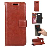 Buy cheap PU Leather Samsung S8 Plus Wallet Case ,  Precise Vintage Wallet Case Heavy Duty from wholesalers