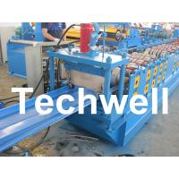 Buy cheap 1mm Material Thickness 16 Stations Roof Bemo Panel Roof Roll Forming Machine With CE from wholesalers