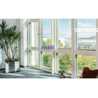 Buy cheap Anodized 12A 5mm Triple Glass Pine Wood Windows Heat Insulation from wholesalers