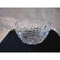 China Best Quality Glass Fruit Plate /Fruit Tray Glass / Glass Fruit Bowl on sale