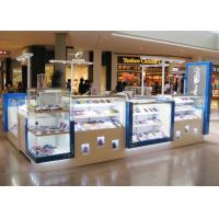 Buy cheap Nice Modern Design Cell Phone Display Case / Mobile Phone Shop Display Counters from wholesalers