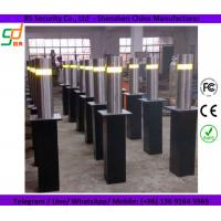 Buy cheap IP68 Car Parking Automatic Security Bollards With Loop Detectors from wholesalers