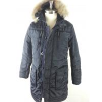 Buy cheap Polyester Lining Mens Park Winter Padded Jacket 100% polyester 150Dx150D product