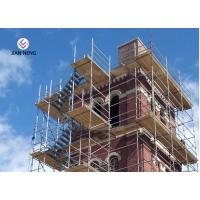 Buy cheap High Pier Construction Scaffold Stair Tower Convenient Disassemble And Assemble from wholesalers