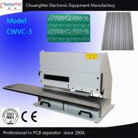 Buy cheap PCB Separator For Automotive Electronics Industry With Steel Linear Blades from wholesalers