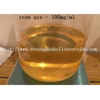 Buy cheap Tren Ace Injectable Anabolic Steroids Trenbolone Acetate 100mg Yellow Oil Liquid from wholesalers