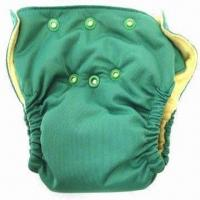 Buy cheap TPU Baby Cloth Diaper, Waterproof, All in One Size from wholesalers