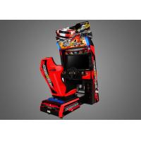 Buy cheap Speed Driver 4 Need Simulator Game Machine For Speed IGS Racing Games 32 Monitor from wholesalers