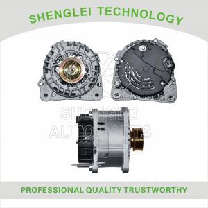 Buy cheap OEM 0124515035 Volkswagen Car Alternator , 12V 120A VW Bora Alternator product