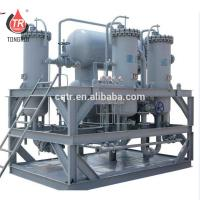 Buy cheap 100 L/Min Transformer Oil Filtration And Dehydration Plant ZJD-F No Need Heating from wholesalers