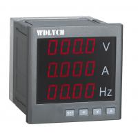 Buy cheap 72*72mm Digital Multifunction Meter  Liquid Crystal Display Local Data Query from wholesalers