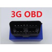 Buy cheap Vehicles / Car 3G GPS Tracker OBD With Rechargeable 3.7V 350mAh Li-ion Battery from wholesalers
