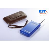 Buy cheap Indoor EST-101J Bug Camera Detector / Wireless Signal Detector 100-5800MHZ product