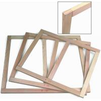 Buy cheap Different Thickness Pine Wooden Stretcher Bars 2 Pcs Shrink Wrapped from wholesalers