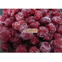 Buy cheap FROZEN FRUIT sweet pitted IQF cherry / New crop Frozen sour cherry from wholesalers