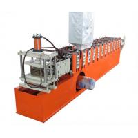 Buy cheap Galvanized Steel Guiding Column Shutter Door Roll Forming Machine Thickness 1.5 from wholesalers