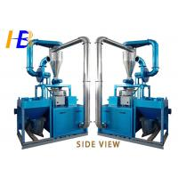 China Polyethylene Terephthalate PET Grinder Machine Electrical Control Cabinet Available on sale