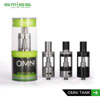 Buy cheap 2015 SMISS Big Vapor Tank OMNI Subohm tank 0.2ohm tank, 0.5ohm tank Best Vaping experience from wholesalers