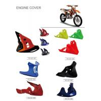 Buy cheap Friction Resistant Motorcycle Engine Cover Modification Various Colors Long Service Life from wholesalers