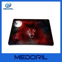 Buy cheap Factory custom design cheap natural rubber material gaming mouse pad for promotion from wholesalers